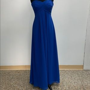 SAMPLE Bill Levkoff horizon formal dress. Size 10.